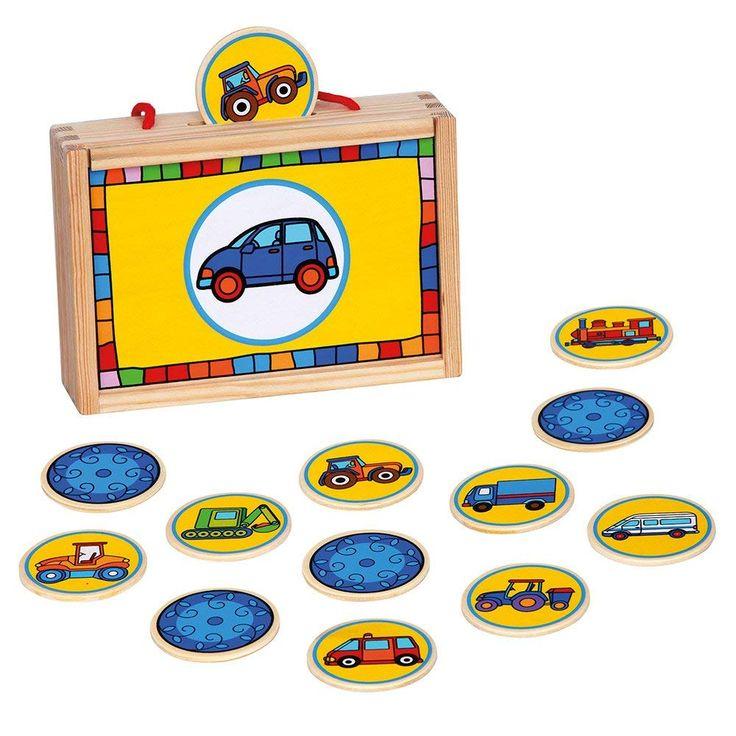 Der Spielzeugtester hat sich das Bino 84043 Memo Verkehr: Spielzeugtester.de: Ba… – Spielzeugtester