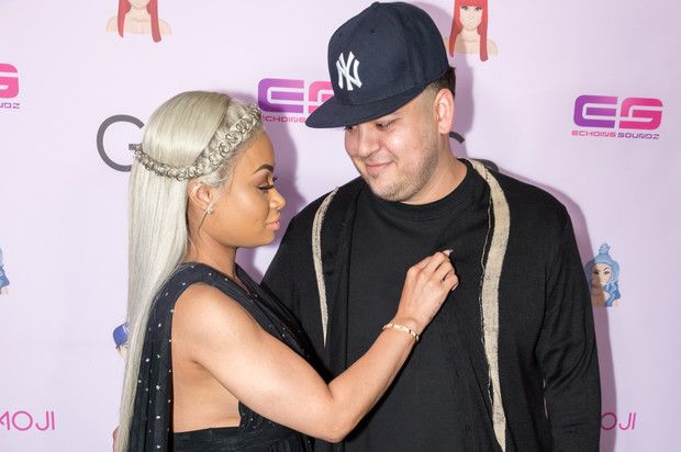 Rob Kardashian Shares His Love For Blac Chyna With Some Old Throwback Pics