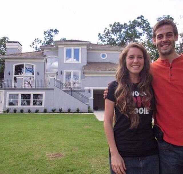 19 Kids And Counting S Jill Duggar And Derick Dillard: Jill And Derick Dillard House. A House Their Family Fixed