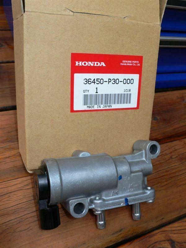 Sponsored eBay) HONDA Genuine Idle Air Control Valve B16A