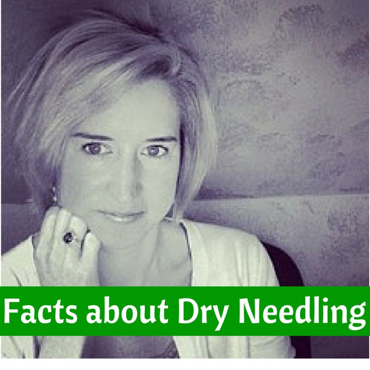 Dry Needling: The Most Painful Thing I've Ever Loved