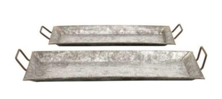 http://www.houzz.com/photos/14005582/Decorative-Metal-Galvanized-Trays-Set-of-2-contemporary-serving-trays