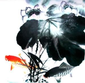 Joy in the Lotus Pond ****