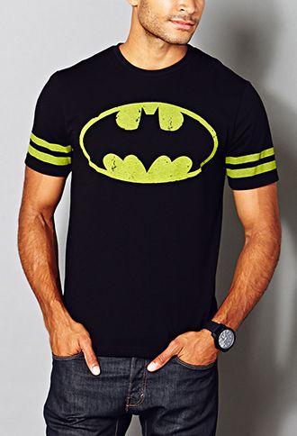 Striped Batman™ Tee | FOREVER21
