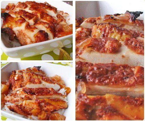 Cette recette est de loin le meilleur poulet tandoori que j'ai fait : relevé comme il faut, une viande fondante et accompagné d'un excellent chutney. C'est