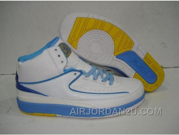 http://www.airjordan2u.com/air-jordan-retro-2-melo-white-university-blue-varsity-maize-online.html AIR JORDAN RETRO 2 MELO WHITE UNIVERSITY BLUE VARSITY MAIZE ONLINE Only $85.00 , Free Shipping!