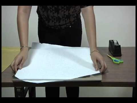 como se hace un rebotador de luz - YouTube