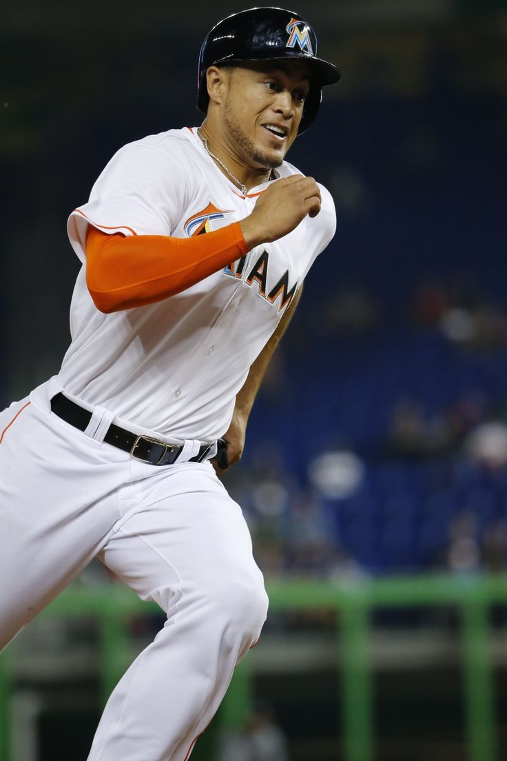 Giancarlo Stanton formerly known as Mike Stanton