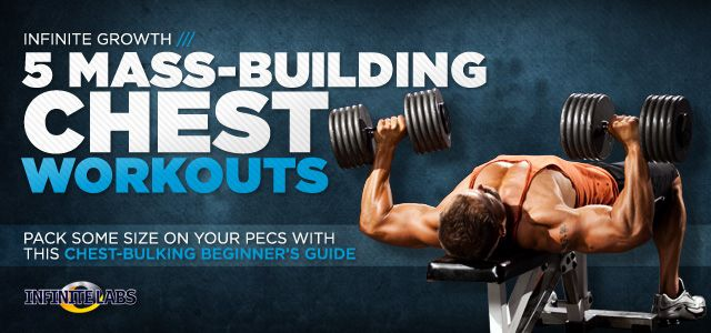 Bodybuilding.com - 5 Chest Workouts For Mass - A Beginner's Guide!