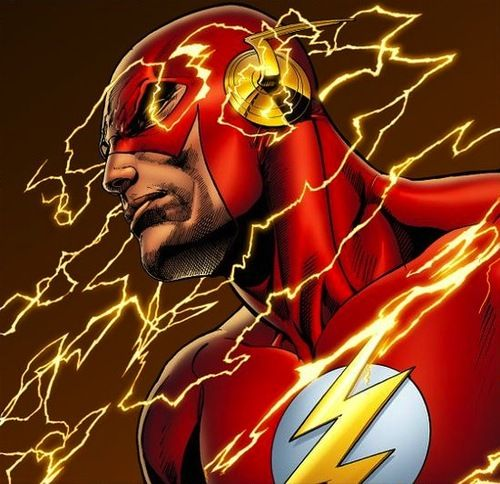 The Flash by Ethan Van Sciver