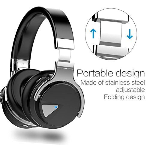 Buy US Shipping E-7 Active Noise Cancelling Bluetooth Headphones Wireless Stereo Headset Deep bass Headphones with Microphonefor Phone NEW for 217.5 USD | Reusell