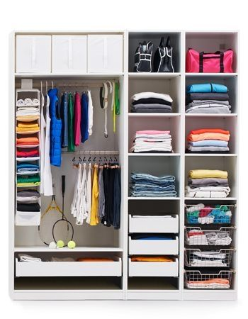 Best 25 bedroom storage solutions ideas on pinterest Best wardrobe storage solutions