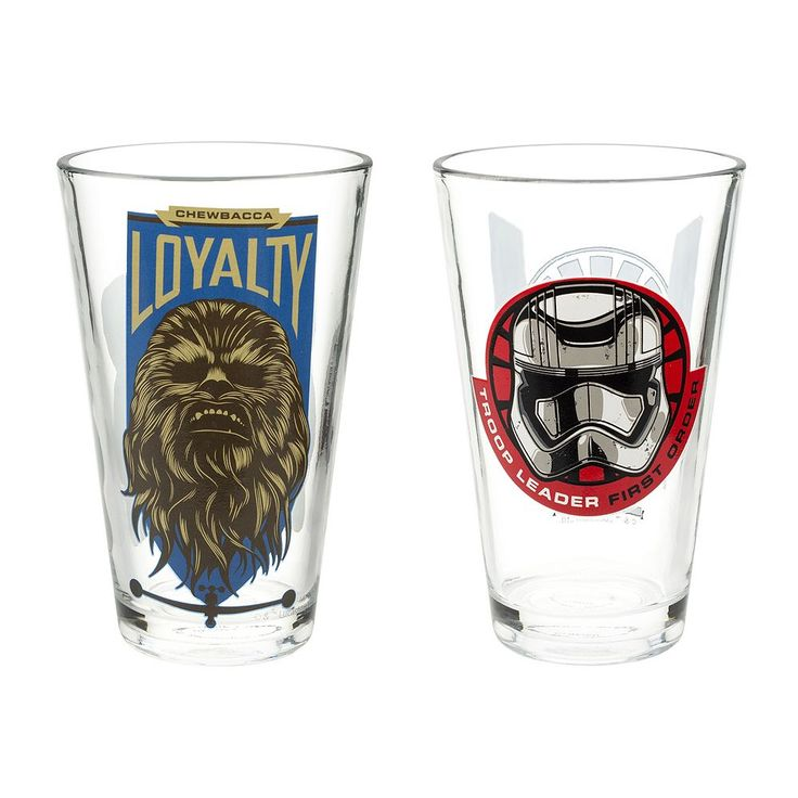 Star Wars: Episode VII The Force Awakens Chewbacca Tumbler Set by Zak Designs, Multicolor