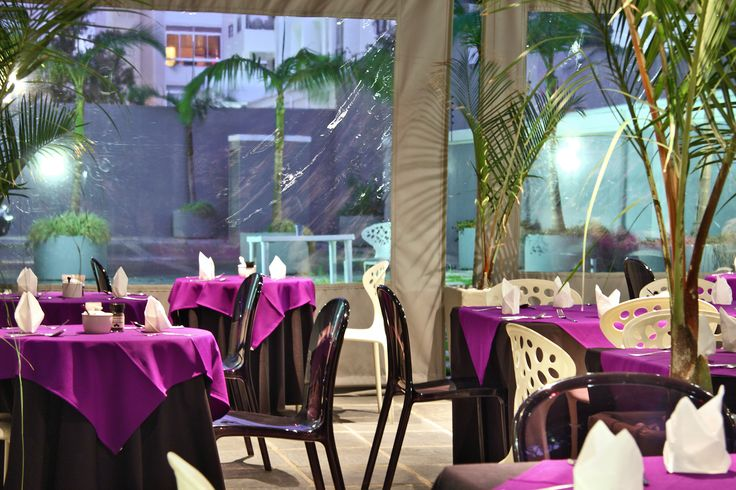 The Hyde restaurant