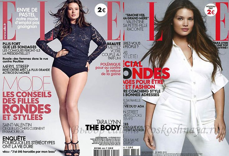 Полные модели plus size: Тара Линн, Уитни Томпсон, Миа Тайлер, Кристалл Ренн и другие
