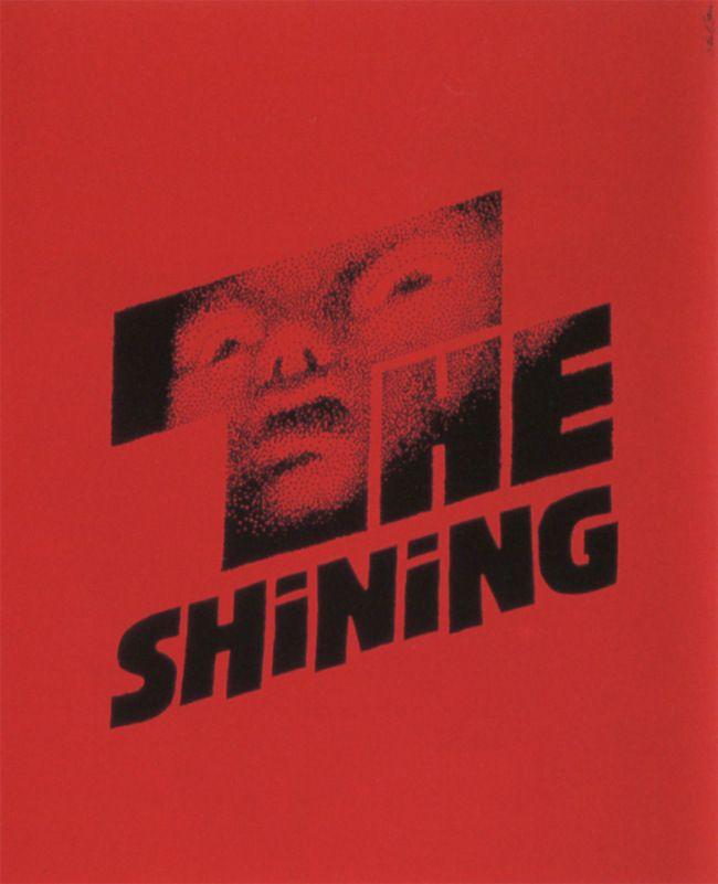Saul Bass. The Shining.