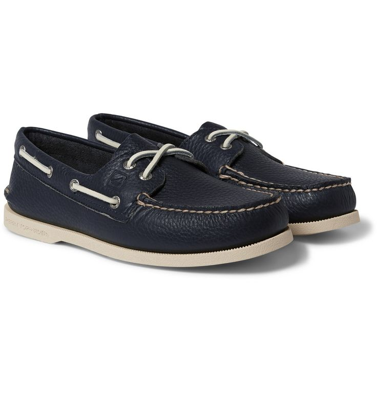 Sperry Top-Sider - Authentic Original Leather Boat Shoes|MR PORTER