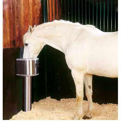 Nelson automatic waterers. I have these in all my stalls and one in the field. Best thing ever!