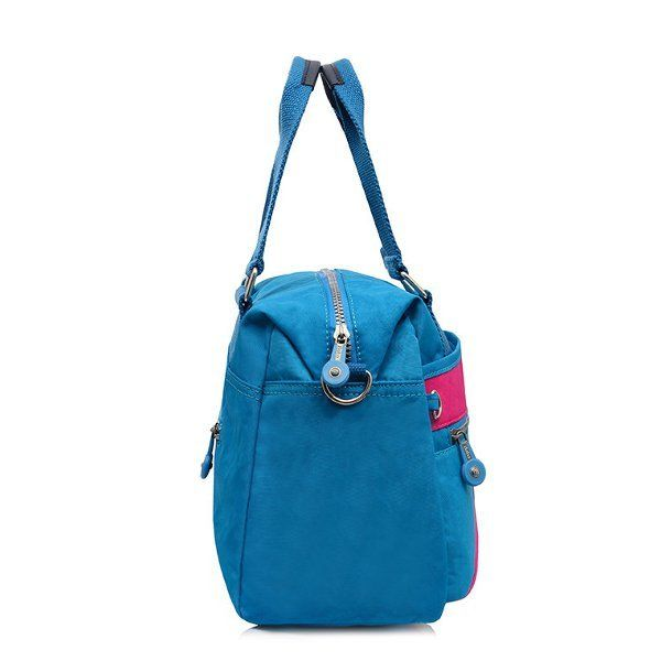 Women Nylon Light Tote Handbags Casual Outdoor Travel Shoulder Bags Crossbody Ba - US$23.99
