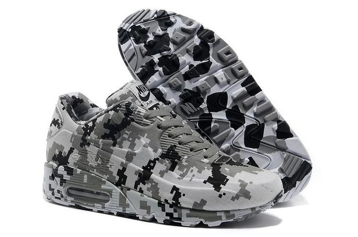 nike nds fers 3-pw - Nike Air Max 90 VT Femme Pas Cher Camouflage Blanc | sport ...