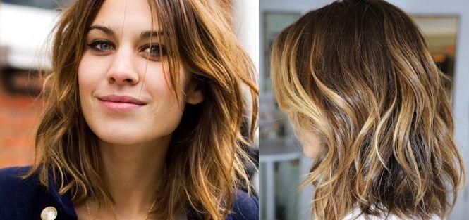 Fotos de cortes de cabelo 2015: Veja opções de cortes para cabelos curtos, longos, em camadas e corte de cabelo para cada tipo de rosto.