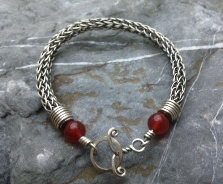 Knitting With Wire Instructions : Images about viking wire weaving on pinterest