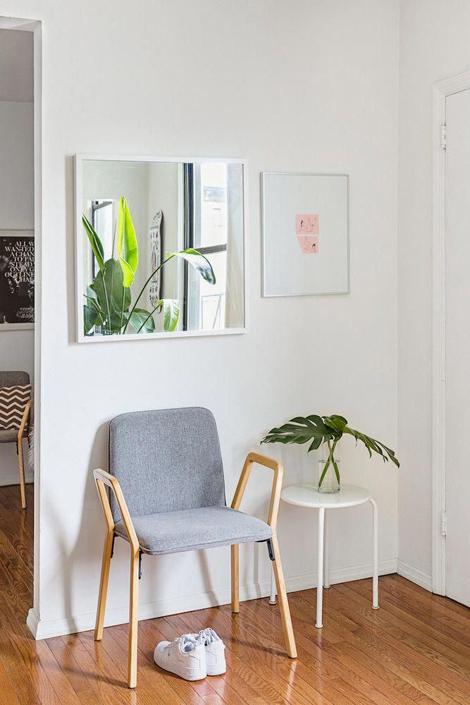 Whitewashed Minimalist Sleek Apartment Decor Mueblesminimalistas Muebles Minimalistas Sala Minimalista Casa Minimalista