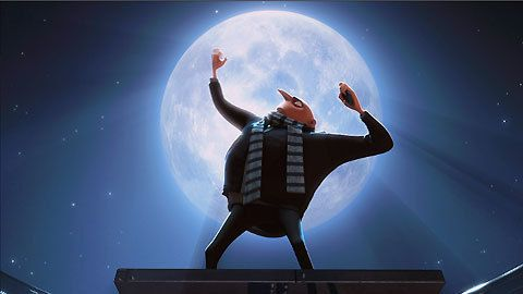 The Greatest Villain - Movie Clip from Despicable Me