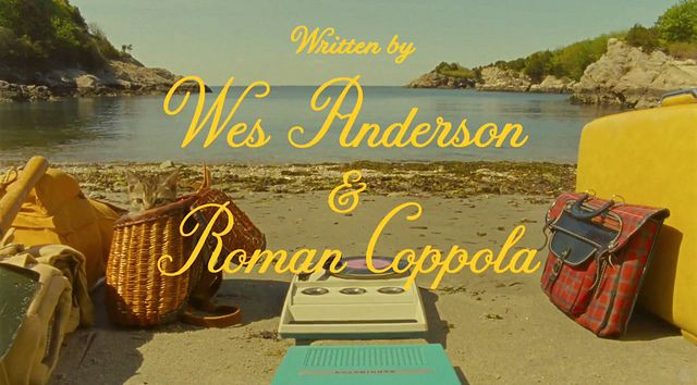 Jessica Hische for Wes Anderson // Moonrise Kingdom (!)