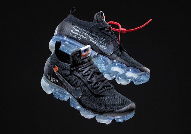 wholesale dealer d4228 5cef9 Artemisyeezy   Off-White x Nike Air VaporMax Black