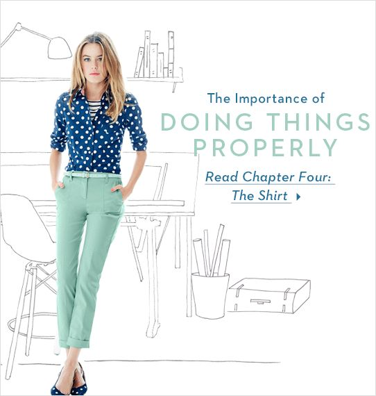 Spring dots, stripes, mint and blue--all my favourites!