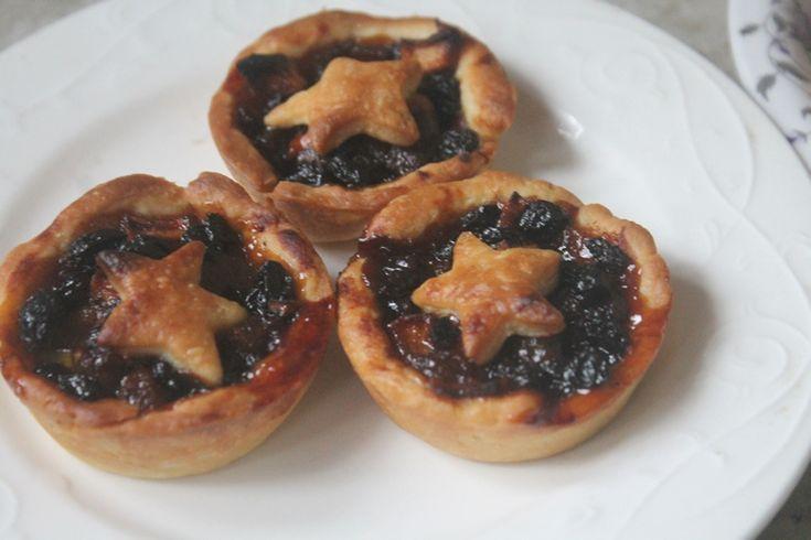 Christmas Mince Pies Recipe – Christmas Mincemeat Recipe