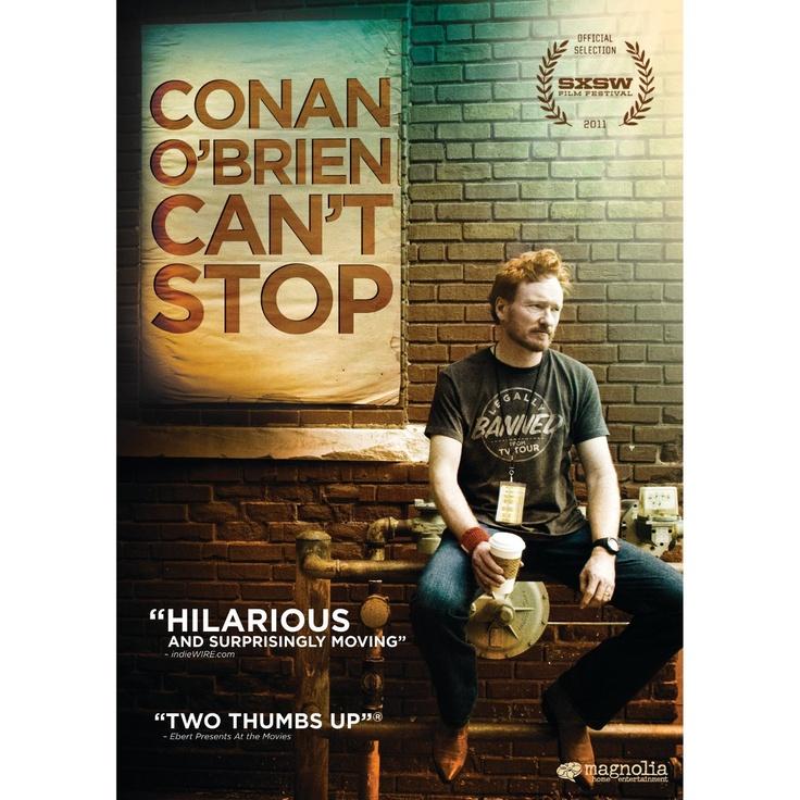 Conan O'brien Can't Stop #Conan