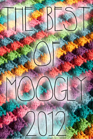The Best Free Patterns on Moogly in 2012!