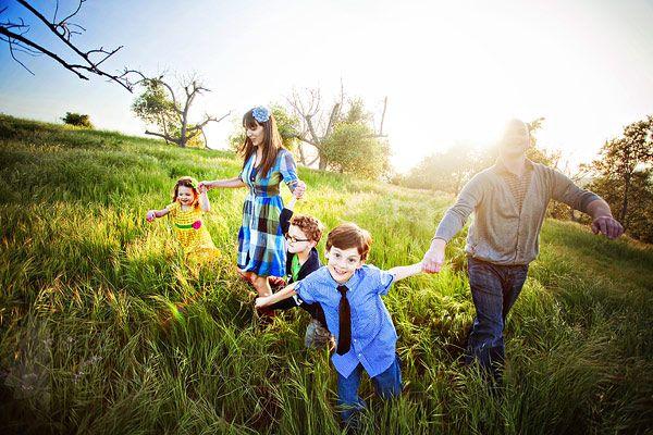 40+ Simple Family Photography Ideas