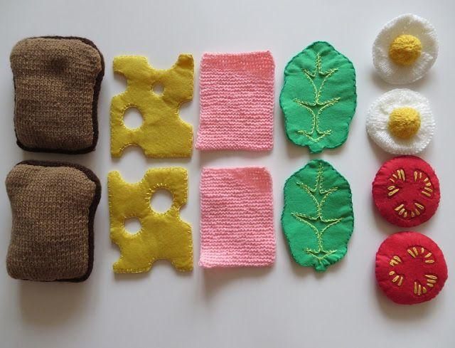 Eksperymenty z drutami: Jedzonko - zabawki dla dzieci