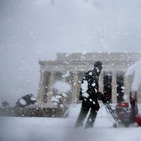 En images : la tempête de neige aux Etats-Unis