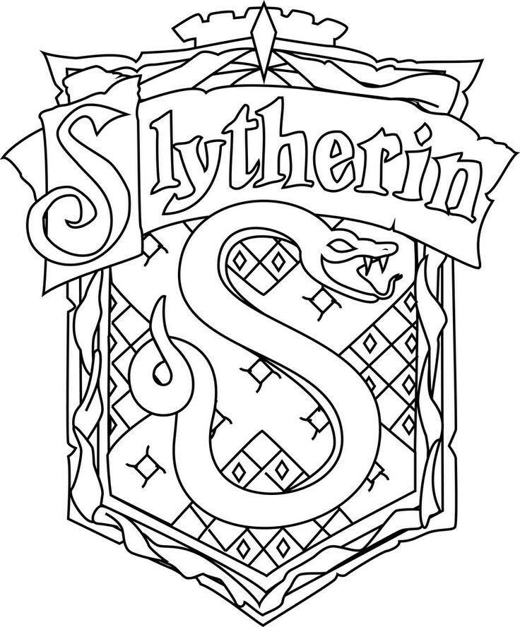 Slytherin Crest Crest Diytattootemporarycricut Slytherin Harry Potter Decke Harry Potter Hausfarben Harry Potter Klassenzimmer