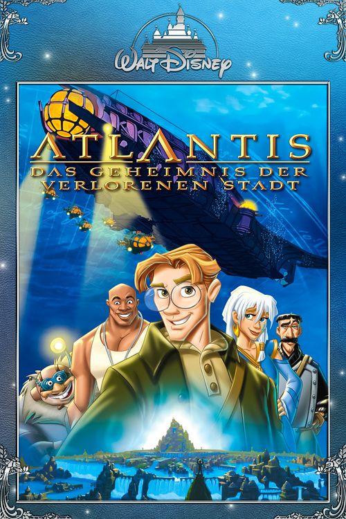 Watch Atlantis: The Lost Empire Full Movie Online