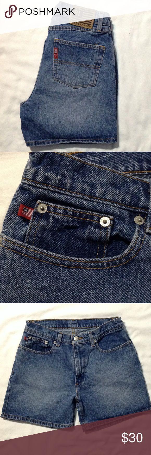 Vintage Ralph Lauren Polo Jeans Co shorts Vintage Ralph Lauren Jeans Co shorts Sz-6 Condition- 10/10 Polo by Ralph Lauren Shorts Jean Shorts