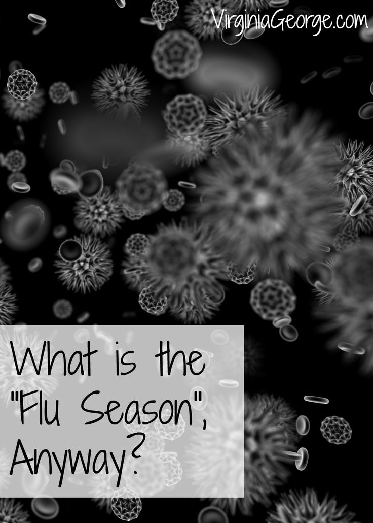 "The flu season is here, but what does that mean? Find out why we have a ""flu season"" and what you can do to avoid it this year. 