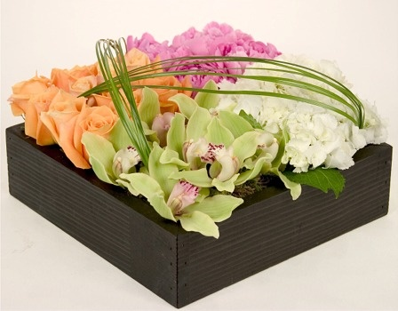 Modern Contemporary Floral Designs in Las Vegas