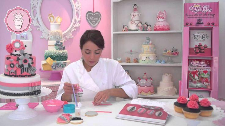 Miss Cake il nuovo stile del Cake Design Tutorial (+lista de reproducción)
