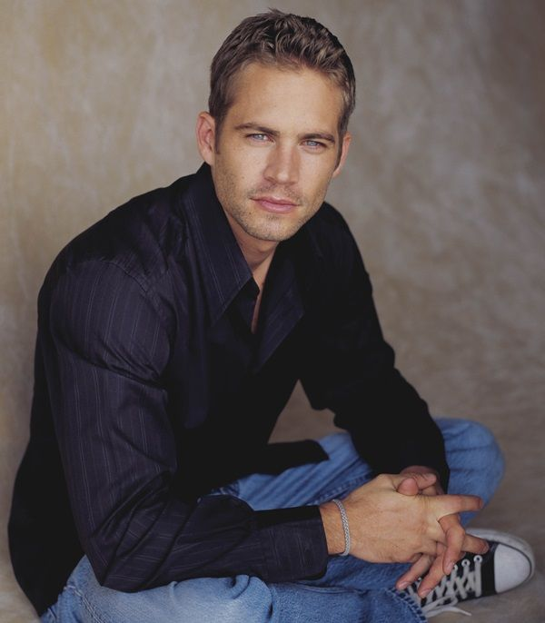 Paul Walker..the most amazing blue eyes. One of the most handsome men I've ever seen. I watch Fast & Furious movies so often just because I can't get enough of you. RIP