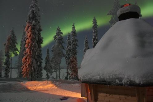 Kuusamo, Finland. Photo by James Eaglesfield.