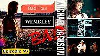 MICHAEL JACKSON LIVE AT BAD TOUR WEMBLEY 1988|MoonwalkerTV Episodio 97