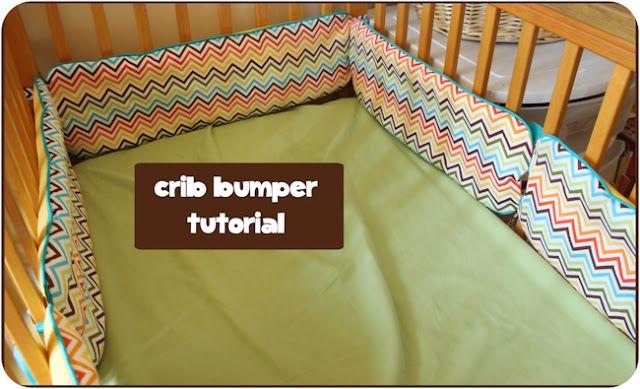http://www.peekaboopages.com/2012/10/crib-bumper-tutorial.html