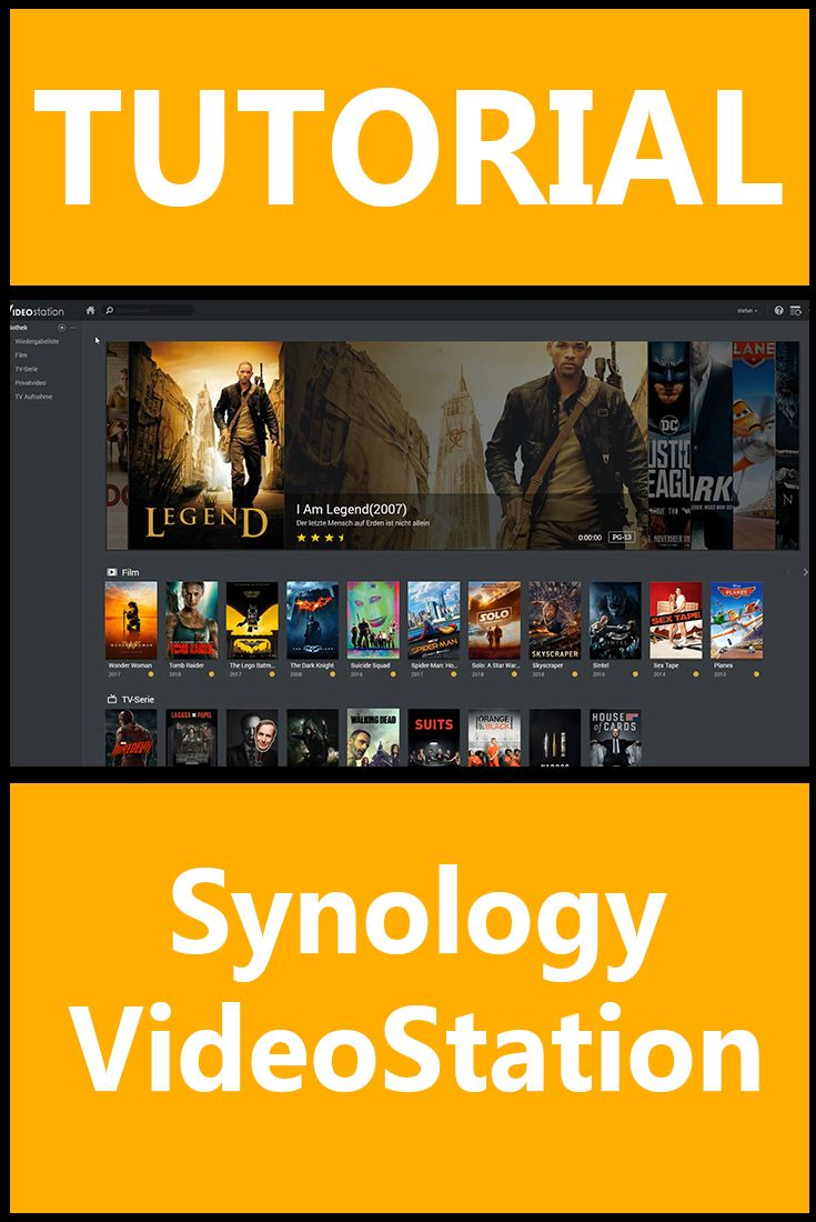 Synology Video Station Tutorial - DS Video - Video Station Synology