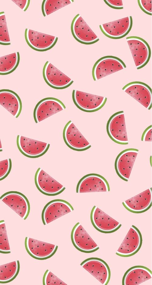 Watermelon wallpaper Fondos de pantalla Pinterest