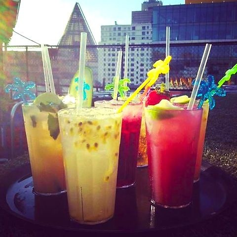 Best roof top bars in Melbourne